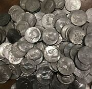 Lot Of 10 Kennedy Half Dollar Coin 1971-1979,1980-1989,1990-2018 P D Old 50¢ Ten