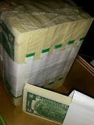 ✯lot Of 10 New Uncirculated Two Dollar Bills Crisp 2 Sequential Note 1976-2017✯