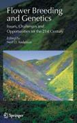 Flower Breeding And Genetics Issues, Challenges And Opportunities For The ...
