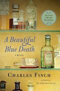 A Beautiful Blue Death The First Charles Lenox Mystery