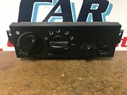 1997 Jeep Grand Cherokee Climate Control 182