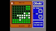 Othello For Original Old School Nintendo Nes Video Game System Authentic Tested