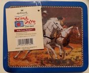 The Lone Ranger Lunch Box 1998 Hallmark Sealed Numbered Edition 2e/4752