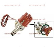 Vw Maggiolino Maggiolone T2 T3 Distributor Electronic 123 Ignition With Vacuum