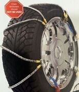 Scc P225/65r16 P235/60r16 P255/45r18 +many More Sizes Performance Tire Chains 63