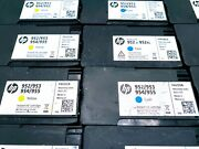 50 Empty Hp Ink Jet Cartridges 952 / 953 / 954 / 955 Can Be Used For Recycling