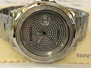 47 Mm Pro Diver 2.61 Tcw Diamond Accented Swiss Automatic Model 13794