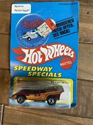 Hot Wheels American Victory New On Card 7662 1977
