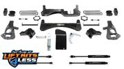 Fabtech K1045m 6 Rts Lift Kit W/stealth Shock For 2001-2010 Gm 2500