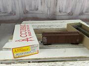 Accurail Milwaukee Road 716-966 7109 Wood Train Car Toy Ho Freight