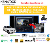 Kenwood Dnx9190dabs For Holden Commodore Lumina Single Zone Ve 2007-2010