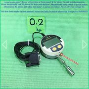 Sylvac 12.5mm/0.001 High Precision Gauge And Data Cable As Photo Sn2113tested.