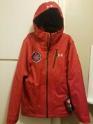 47 Rare Under Armour Prime 3 In 1 Jacket Thanksgiving Day Parade Mens Small Nwt