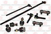 Ford F150 Bronco Center Link Ball Joints Tie Rods Steering Truck Parts Rh Lh 4wd