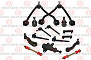 Suspension And Steering Control Arm And Ball Joint Rack End Chassis C1500 C2500