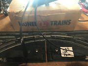 Lionel 1122 Post War 027 Remote Control Switches With Box And Lamps Nice