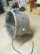 1930s Antique Westinghouse 500 Watts Search Light Celing Projector Style 888955