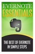 Evernote Essentials The Best Of Evernote In Simple Steps