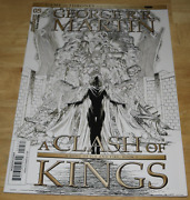 Dynamite Comics A Clash Of Kings 5 Game Of Thrones 2017 Variant Incentive Cover