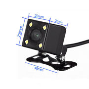 Car Rear View Reverse Backup Camera With Waterproof Lens 170degree Viewing Angle