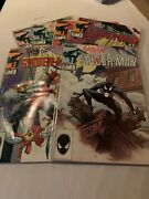 Web Of Spiderman First Issue 1-6