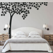 Maple Tree Vinyl Wall Decal Removable Home Decor For Nursery Rooms And More K574