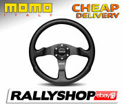 Momo Competition Steering Wheel Cheap Delivery Worldwide Race Rally Andoslash 350 Mm