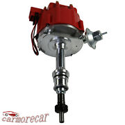 Hei Ignition Red Cap Distributor 65k Coil Small Block 260 289 302 For Ford Sbf