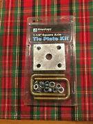 Boat Trailer Tie Plate Kit Utility Snowmobile And Campers Too. The Best One