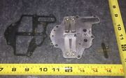 1954-61 Cd11-17 Evinrude Johnson 5.5 Hp Leaf Reed Plate And Valves 0303462 020323