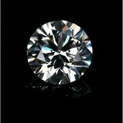 Gtl Certified Real Moissanite Def White Color Best For Jewelry Round Vvs 12 M51