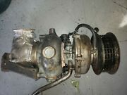 Yanmar Marine 6ly2a Stp 440 Hp Turbo Charger Low Hours