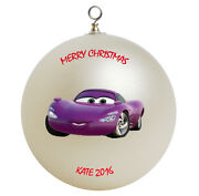 Personalized Cars Holley Shiftwell Christmas Ornament Gift Add Childs Name Here