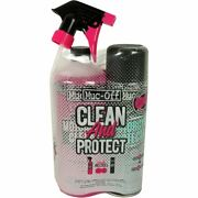 Muc-off Spray Cleaner Kit W/microcell Sponge - 20020us