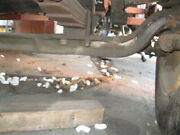 60's Dodge D600 Front I-beam / Axle Beam Assembly W/knuckles And Steering Gear