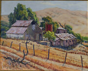 James Russell Ford - Vintage California Landscape