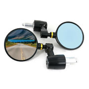 Rearview Handle Bar Mirror Fit For Ducati St2 St3 St4 Super Sport 620/800/1000