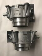2008 - 2012 Ducati 848 Engine Front And Rear Cylinders / Jugs