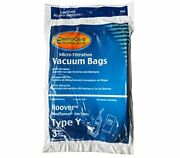150 Hoover Allergy Vacuum Type Y Bags Windtunnel Upright Vacuum Cleaners 43655