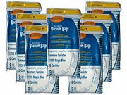 56 Kenmore Type M Sears 51195 Magic Blue Lg Vacuum Bags, Ultracare, Canister Vac