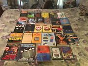 Video Game History Book Package 1 - 36 Books, 2 Dvds