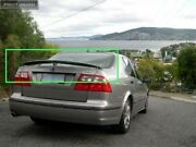 Rear Trunk/ Boot Spoiler Wing Trim Aero Style For Saab 9-5 Mk1 1997-2005