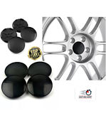 4x68mm 65mm Inner Universal Wheel Tire Center Blank Replacement Hub Caps Covers