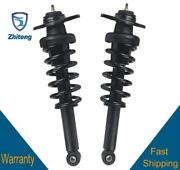 Rear Pair Quick Complete Struts And Coil Springs Fit For 2002-2008 Mini Cooper