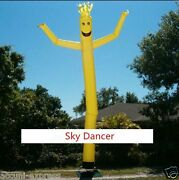 4m Height Inflatable Advertising Air Dancer Sky Dancer With Blower S