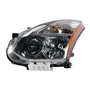 Replacement Headlight Assembly For 09-10 Nissan Rogue Driver Side Ni2502203oe
