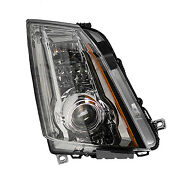 Replacement Headlight Assembly For 08-14 Cts Passenger Side Gm2503310oe