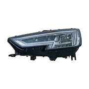 Replacement Headlight Assembly For A4, A4 Quattro, S4 Passenger Side Au2503203
