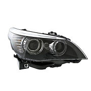Replacement Headlight For Bmw Passenger Side Bm2503150