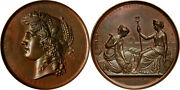 Australia. Great Britain.new South Wales Bronze Medal 1862. Mint. Mintage 1